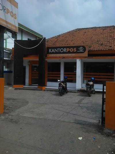 Kantor Pos Kosambi Jawa Barat Telepon 62 267 434229