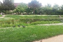 Parc de Cluny, Thiais, France