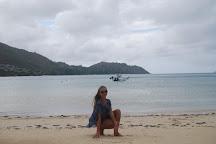 Anse Possession, Praslin Island, Seychelles