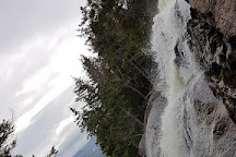 Georgiana Falls, Lincoln, United States