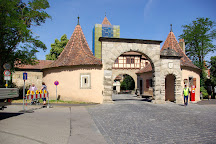 Rodertor, Rothenburg, Germany