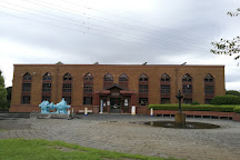 Kanagawa Waterworks Memorial Hall, Samukawa-machi, Japan