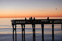 Galveston's 61st Street Fishing Pier, Galveston, United States