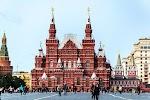 на фото Москвы