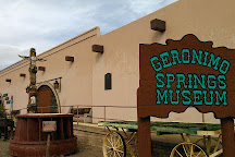 Geronimo Springs Museum, Truth or Consequences, United States