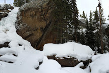 Ouzel  Falls, Rocky Mountain National Park, United States