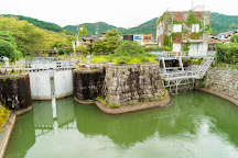 Lake Biwa Canal, Kyoto, Japan