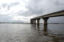 Jules Wijdenbosch Bridge, Paramaribo, Suriname