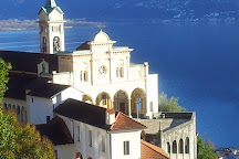 Sacromonte e Santuario Madonna del Sasso, Orselina, Switzerland