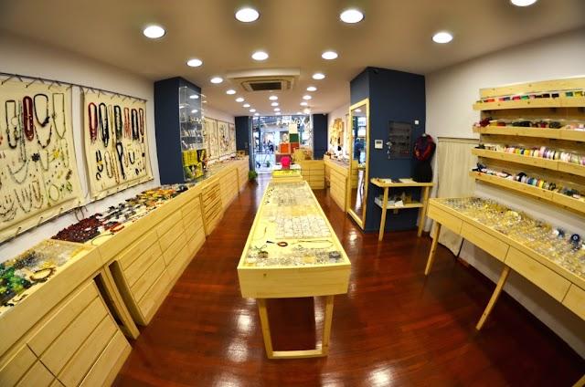 Χάντρες The greek bead shop