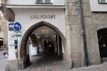 Swarovski Kristallwelten Store Innsbruck, Innsbruck, Austria