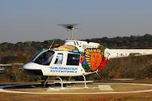 The Zambezi Helicopter Company - Private Flights, Victoria Falls, Zimbabwe