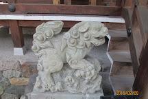 Kasuga Shrine, Kanazawa, Japan
