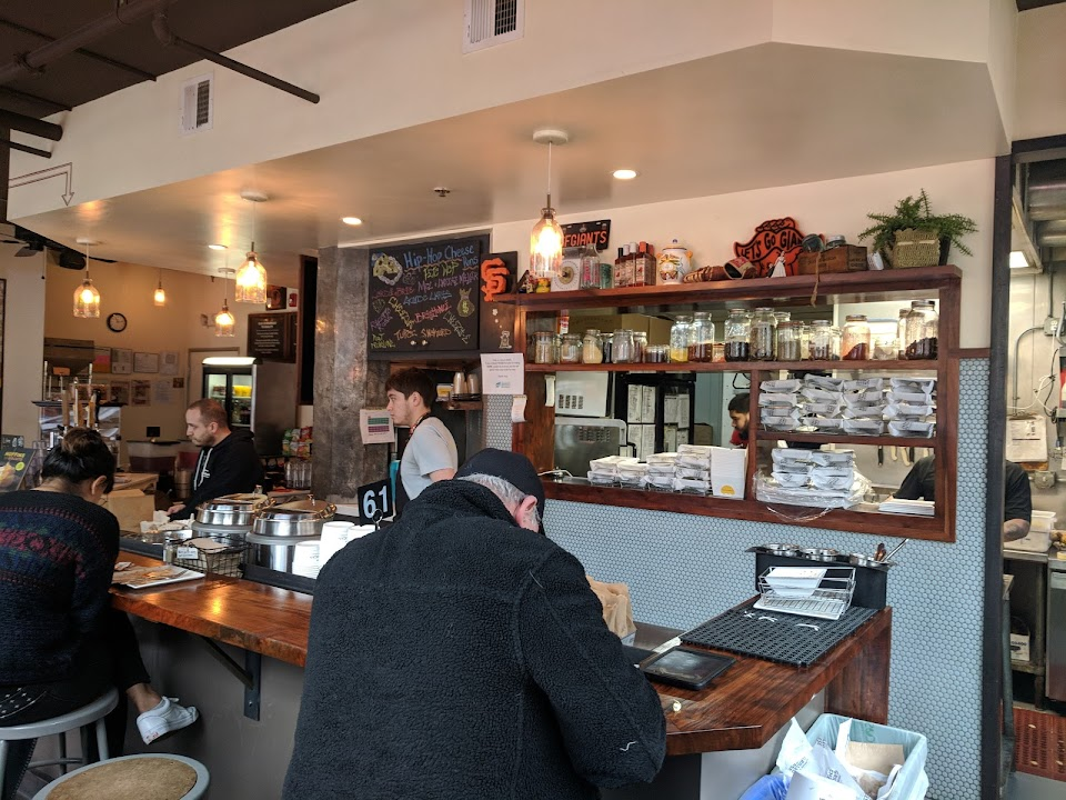The American Grilled Cheese Kitchen - S Park St