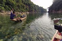 Umngot River, Meghalaya, India