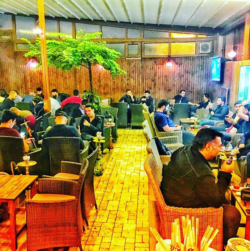 Alila Nargile Cafe Resim 1