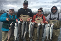 Alaska Kenai Fishing for Fun, Soldotna, United States