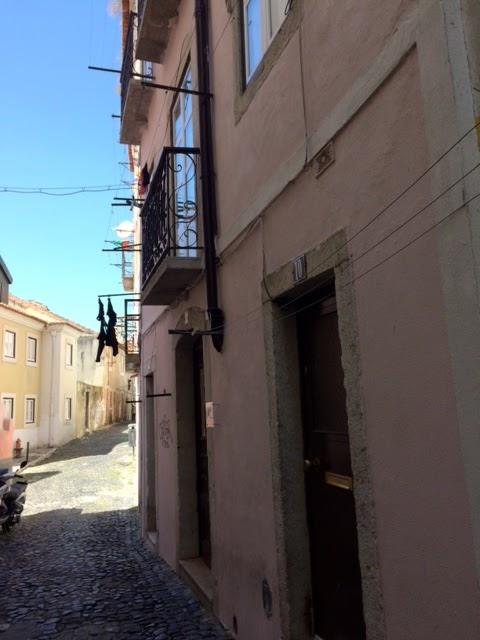 Casas da Mouraria