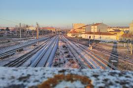 Железнодорожная станция  Entroncamento