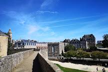 Old City Walls of Vannes, Vannes, France