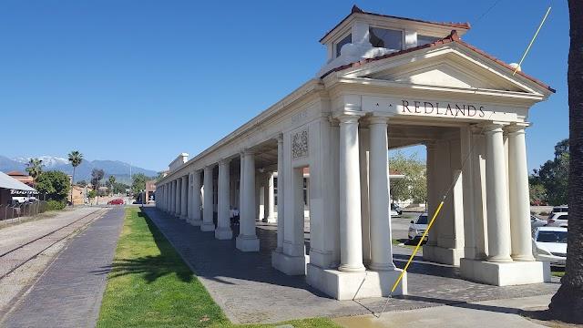 Historic Redlands Train Station