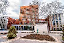 Ministerio de Sanidad, Madrid, Spain
