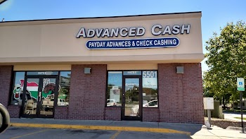 Advanced Cash & Check Cashing Payday Loans Picture