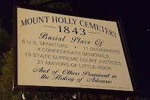 Mount Holly Cemetery, Little Rock, United States