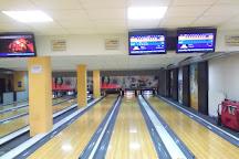 Bowling & Billiard Dejvice, Prague, Czech Republic