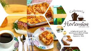 Cafetería Hortensias 2