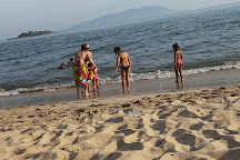 Grande Beach, Itacurussa, Brazil