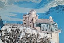 Jungfraujoch Sphinx Observatory, Jungfraujoch, Switzerland