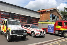 Camberley Fire Station london