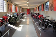 Museum Moto Guzzi, Mandello del Lario, Italy