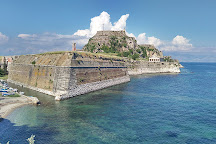 Old Fortress Corfu, Corfu Town, Greece