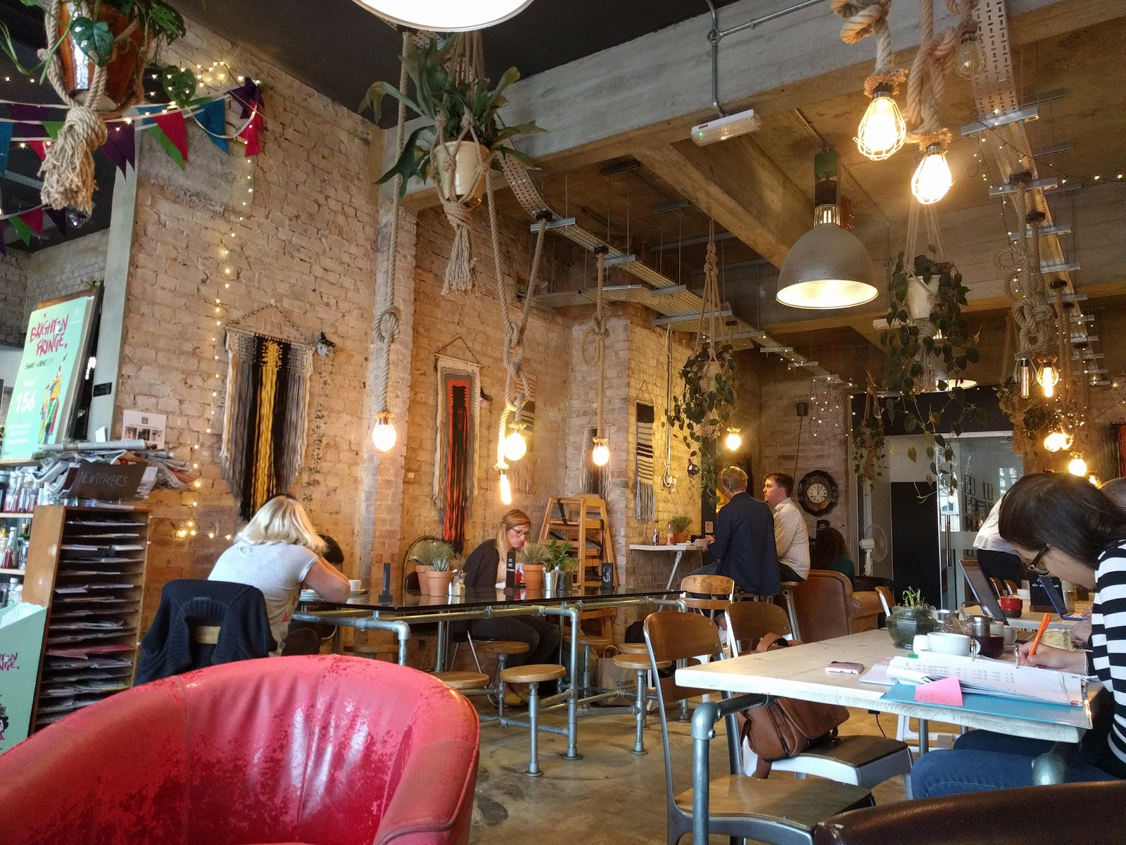 Cafe Plenty: A Work-Friendly Place in Brighton