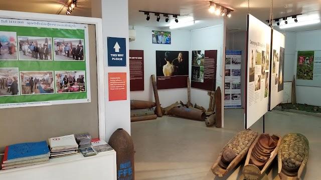 Uxo Lao Visitors Centre