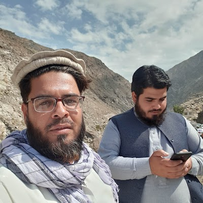 Syed Jamaluddin Afghani Compound Mosque