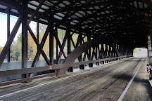 Saco River Covered Bridge, Conway, United States