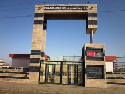 Afghan Turk Park پارک افغان ترک