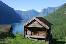 Otternes Bygdetun, Aurland Municipality, Norway