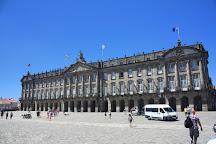 Palacio de Raxoi, Santiago de Compostela, Spain