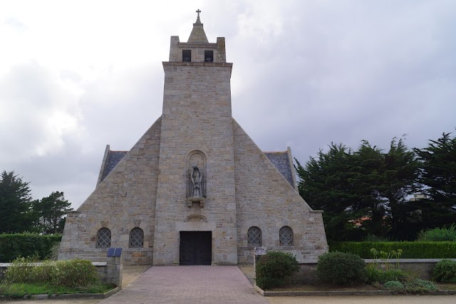 chapelle Sainte-Anne de Kerfissien