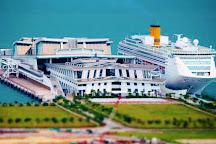 Marina Bay Cruise Centre Singapore, Singapore, Singapore