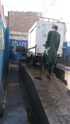 Splash Car Wash karachi