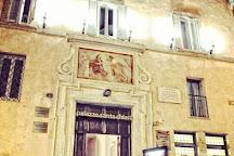 Palazzo Santa Chiara, Rome, Italy