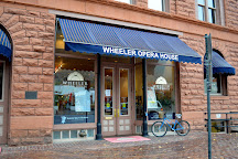 Wheeler Opera House, Aspen, United States