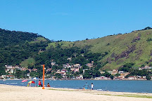 Saco Beach, Mangaratiba, Brazil
