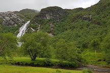 Steall Waterfall, Fort William, United Kingdom