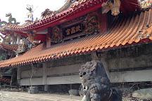 Wuchang Temple, Jiji, Taiwan